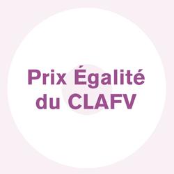 Prix Egalité du Clafv